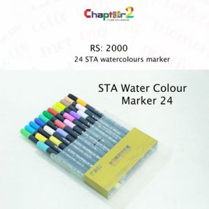 STA Watercolour Marker 24