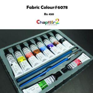 Fabric Colour 6078