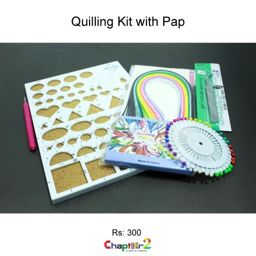 Quilling Kit With Pap