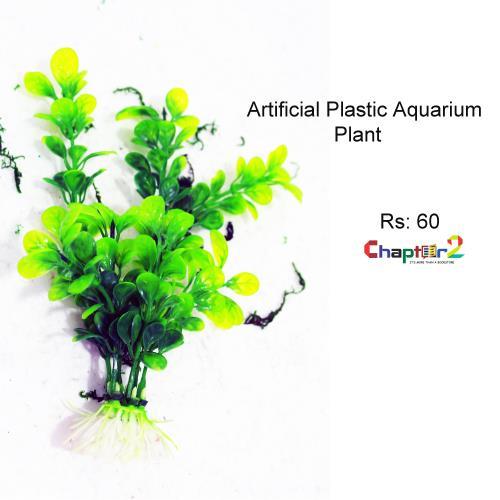 Artificial Plastic Aquarium Plant